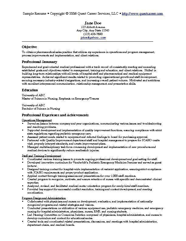 resume example objective statement resume objective example how
