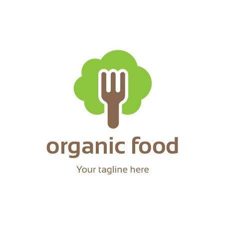 Buy Organic Food Logo Template Template for $10!