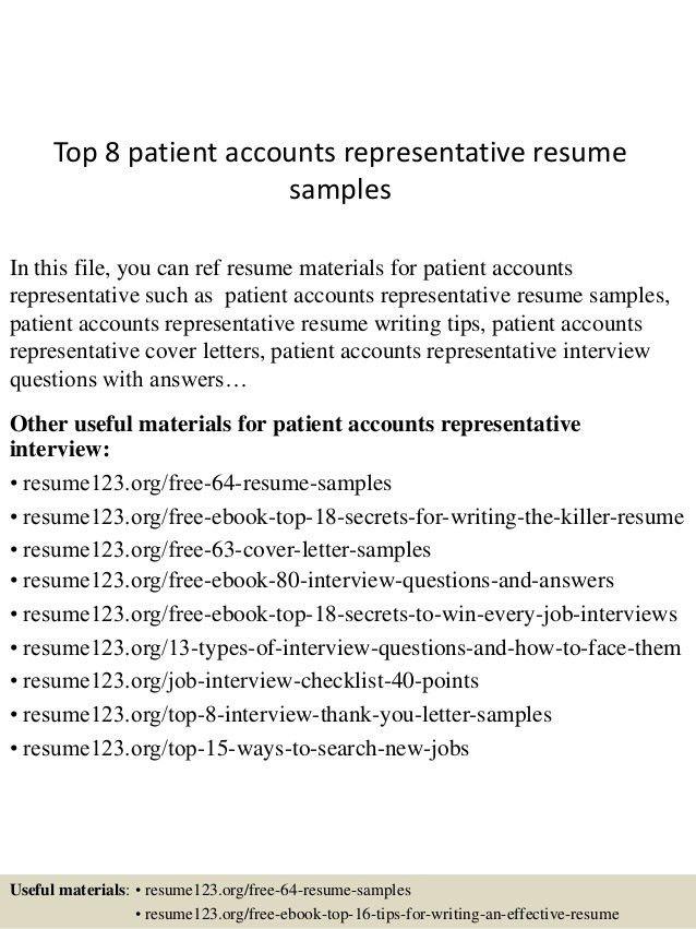 top-8-patient-accounts-representative-resume-samples-1-638.jpg?cb=1436105076