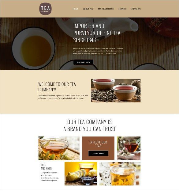 48+ New HTML5 Themes & Templates Released in January 2016 | Free ...