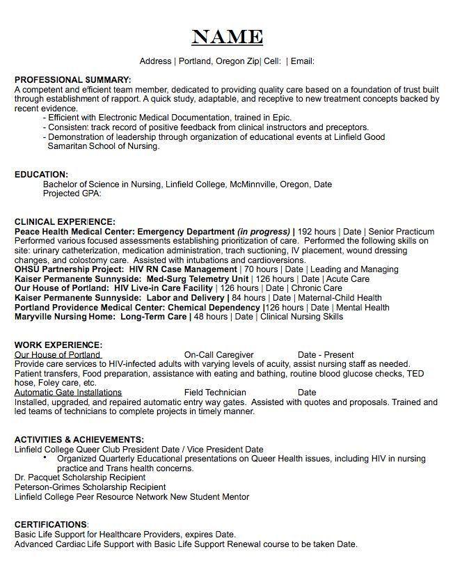 925 best Example Resume CV images on Pinterest | Communication ...