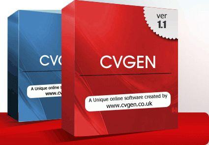 Free CV builder Uk | Create your CV | Online CV generator | Online ...