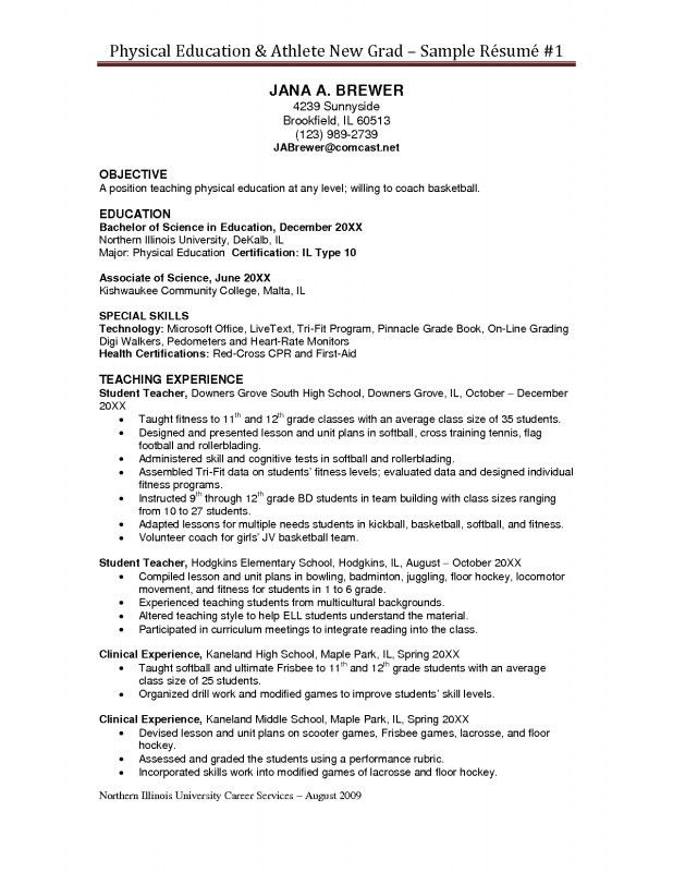 High School Basketball Coach Resume | Samples Of Resumes