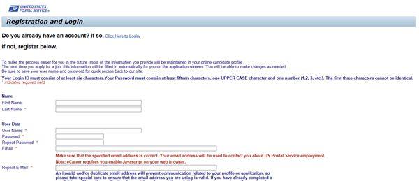 USPS Job Application & Career Guide | Job Application Review