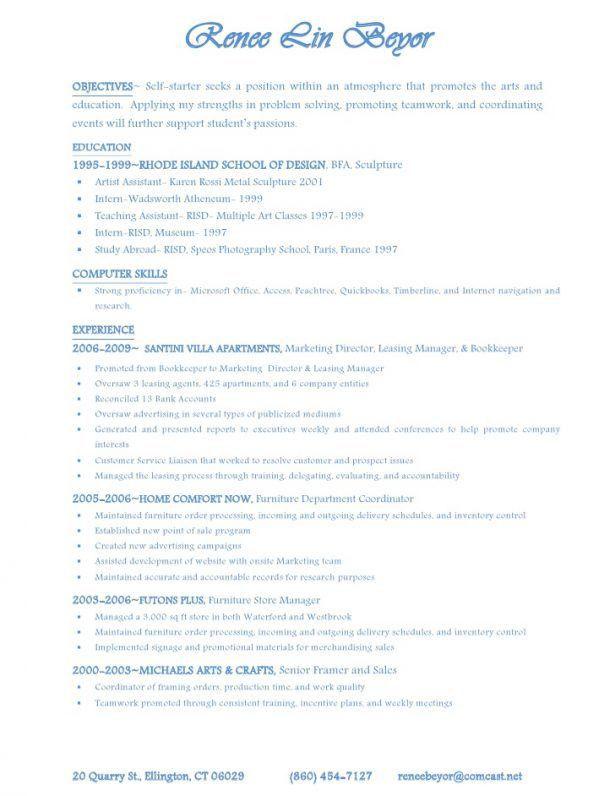 Design Consultant Resume - Contegri.com