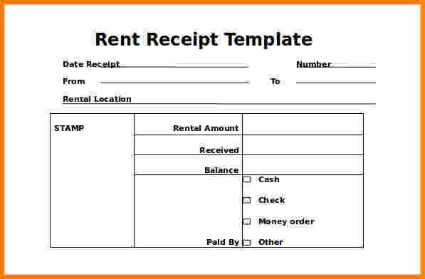 6+ free rental invoice template | Short paid invoice