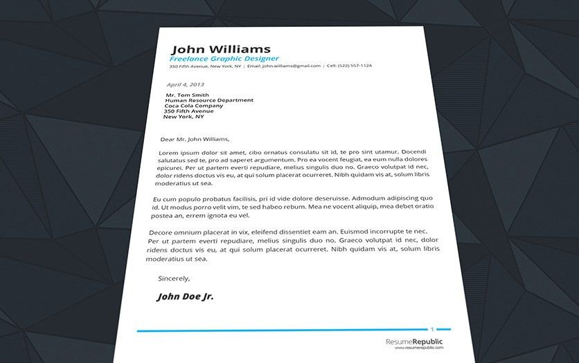 good cover letters for resumes great cover letter examples for ...