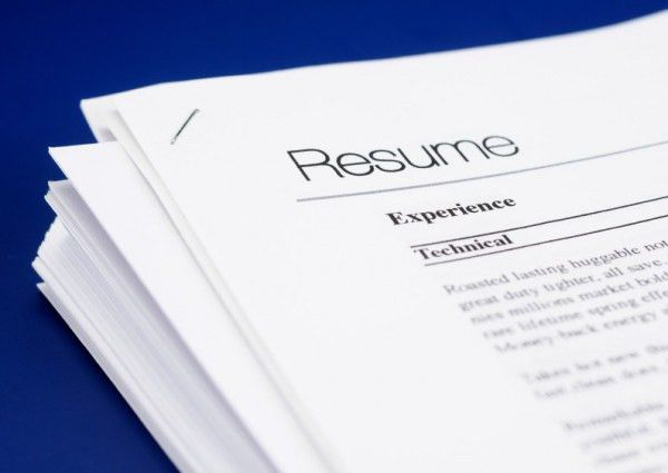 Paper For Resume - uxhandy.com