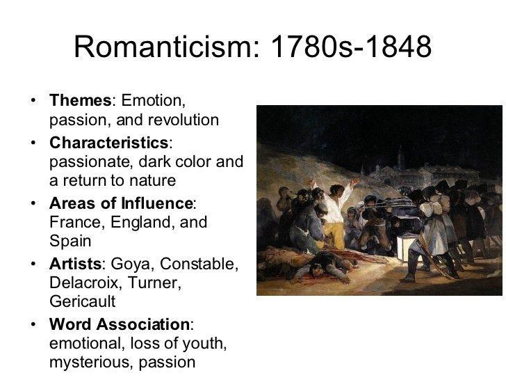 Art Movements Throughout European History