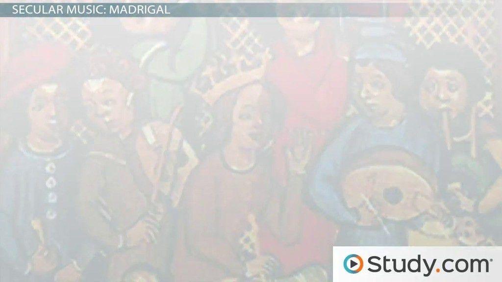 Renaissance Music: Sacred vs. Secular - Video & Lesson Transcript ...