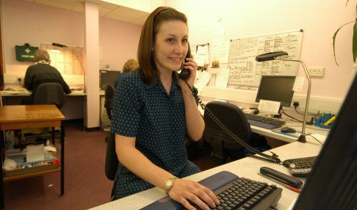 Telephonist/switchboard operator | Health Careers