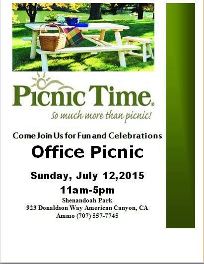 Free MS Word Picnic Flyer Template | Formal Word Templates