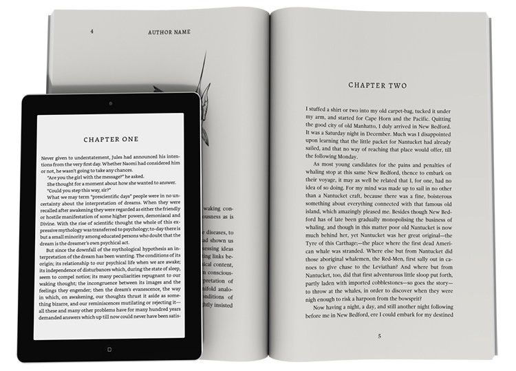 Hemingway Book Interior Template for Word, Pages, and InDesign ...