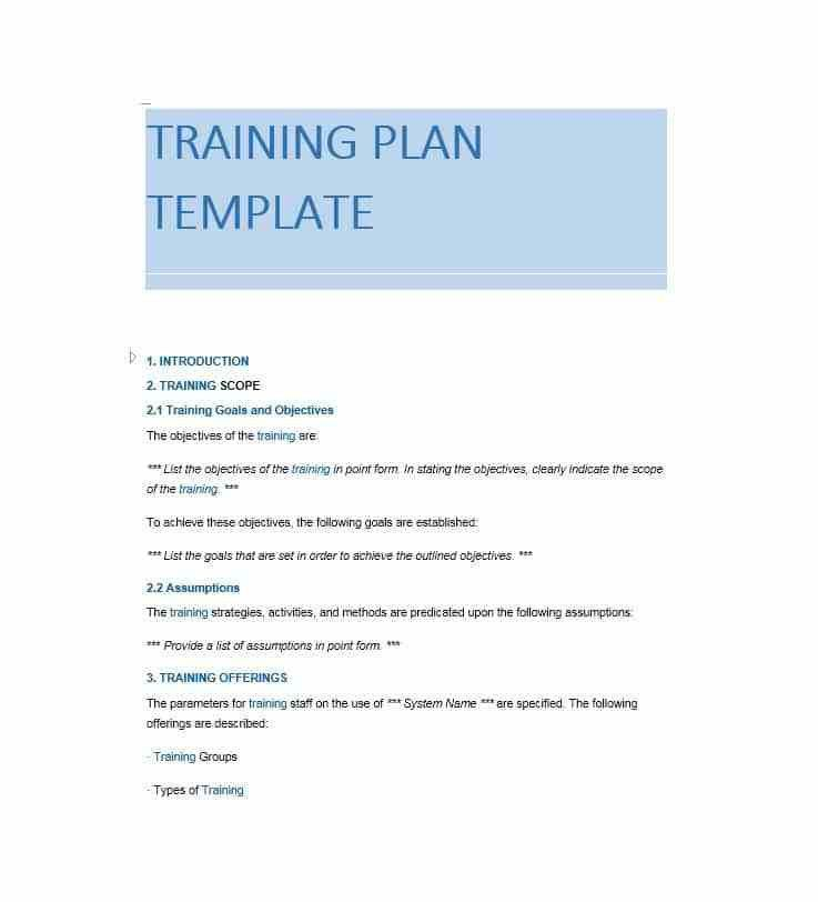 Manual Template Instruction Manual Template  Free Word Pdf