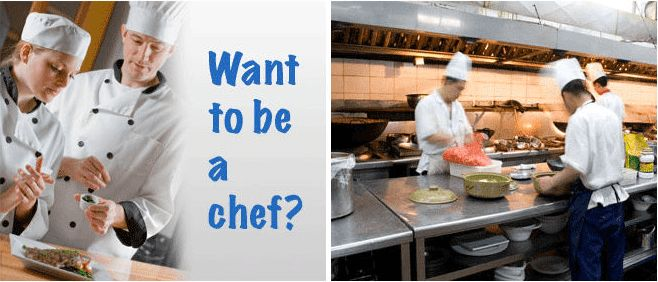The first step on being a chef: A line cook job description ...
