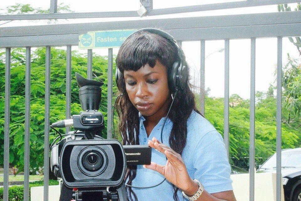 Amina Maikori Is A Broadcast Journalist Turned Multimedia ...