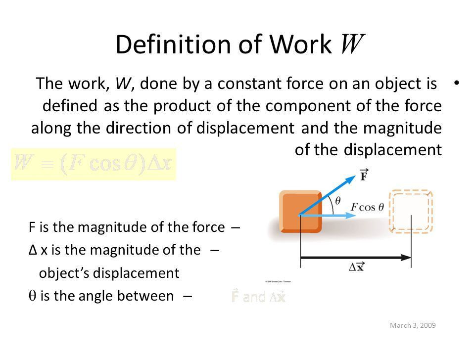 Work Physics Examples image information