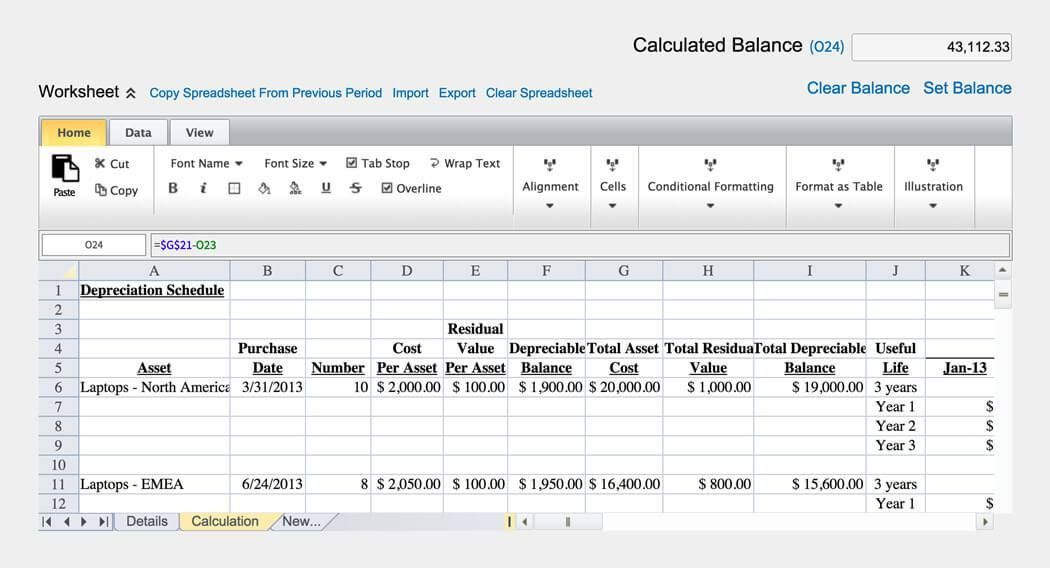Account Reconciliation Software | BlackLine