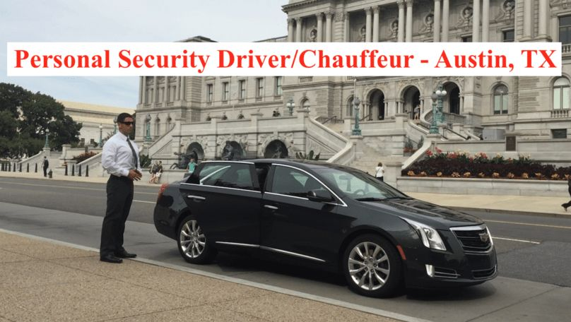 Personal Security Driver/Chauffeur - Austin, TX - LaSorsa ...