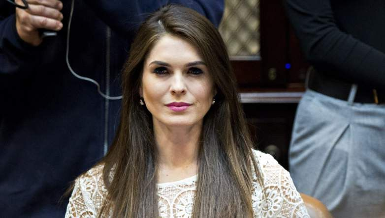 Hope Hicks Photos: Pictures of Trump's Communications Strategist