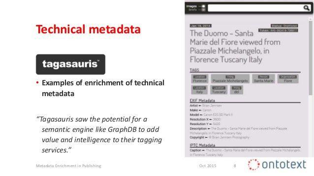 Webinar: Metadata Enrichment in Publishing