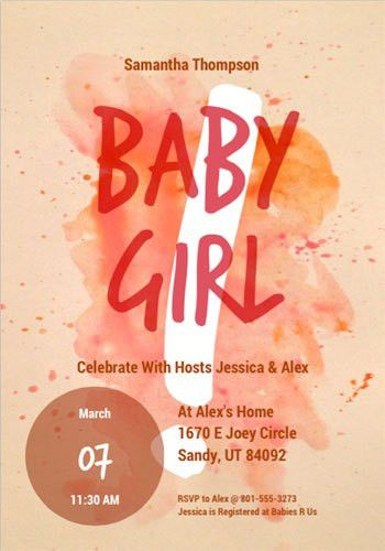 Free Baby Shower Printables