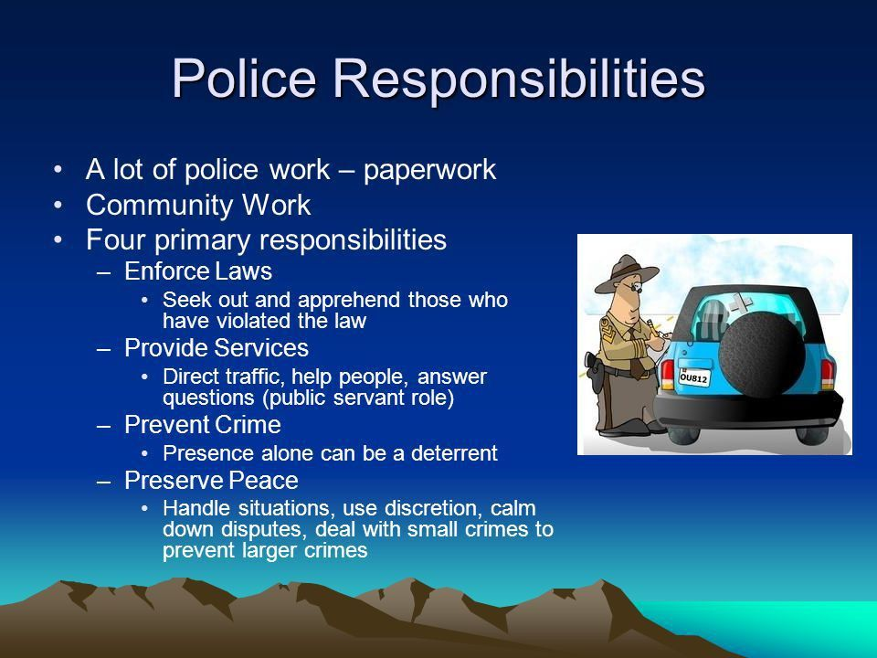 Chapters 5 & 6 In Your Textbook John Massey Criminal Justice - ppt ...