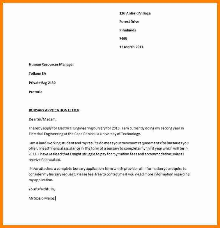 10+ formal letter of application for a job | job resumed