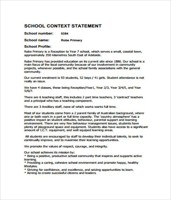 Statement Templates - 14+ Free Word, PDF Documents Download