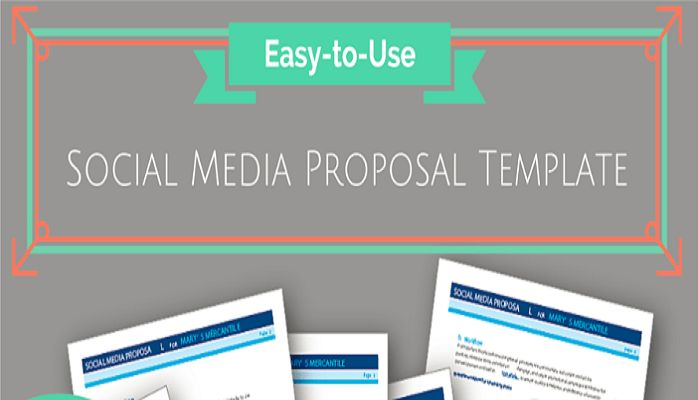 An Easy-to-Use Social Media Proposal Template to Win More Clients ...