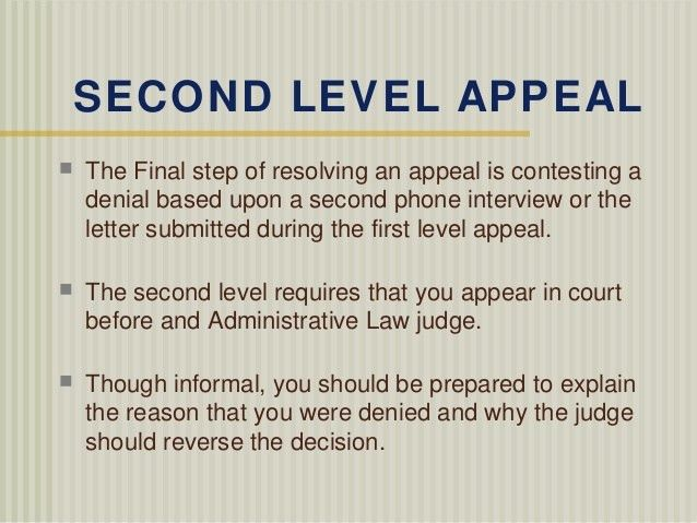 edd appeal letter example of appeal letter financial aid appeal