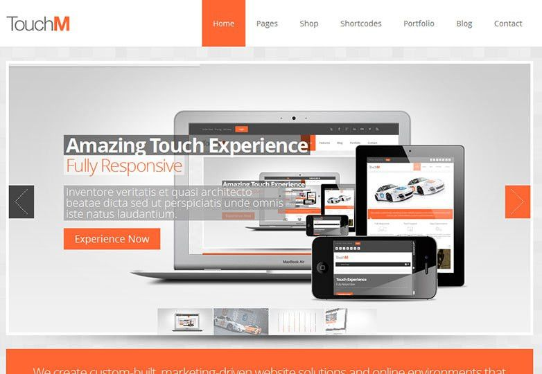30 fresh WordPress business themes   Webdesigner Depot