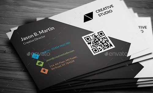 Psd Business Card Template With Bleed Psd Business Card Template ...