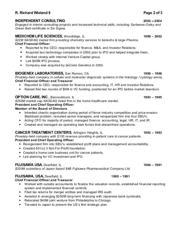 accounting consultant resume free accounting consultant resume