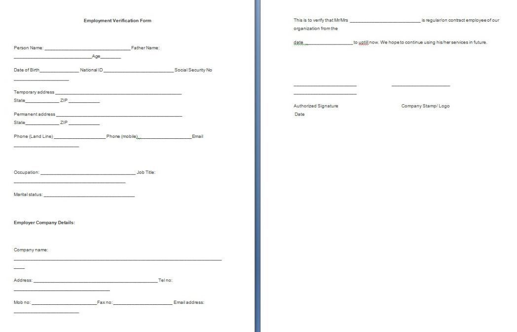 Microsoft Word Forms Templates Template Form Lay ~ Ptasso