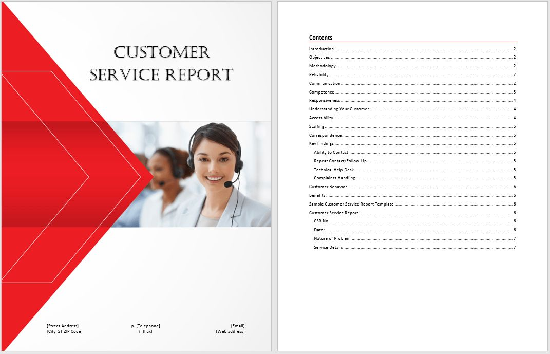 Report Templates | Microsoft Word Templates