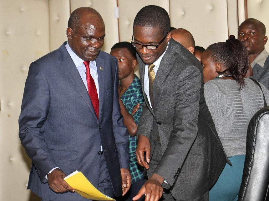 IEBC fires procurement director over ballot tender   The Star, Kenya