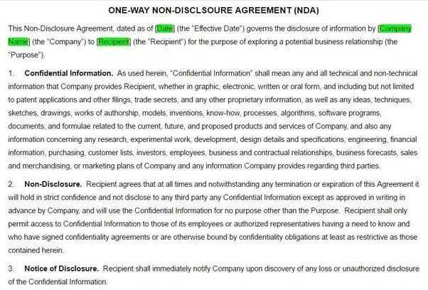 Mutual Confidentiality Agreement. 6+ Mutual Confidentiality ...