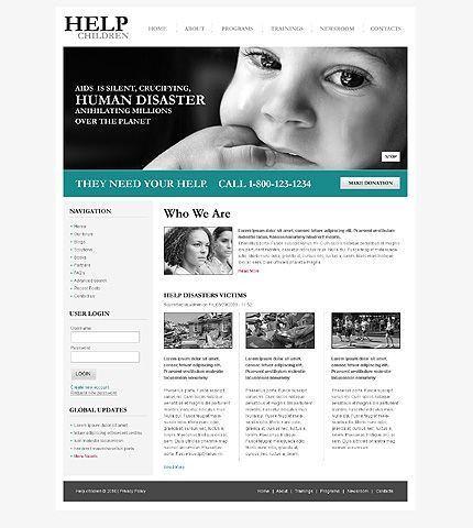 39 best Kids Web Design images on Pinterest | Website template ...