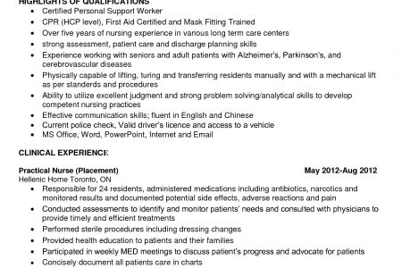 Resume Example Disability Support Worker. Resume. Ixiplay Free ...