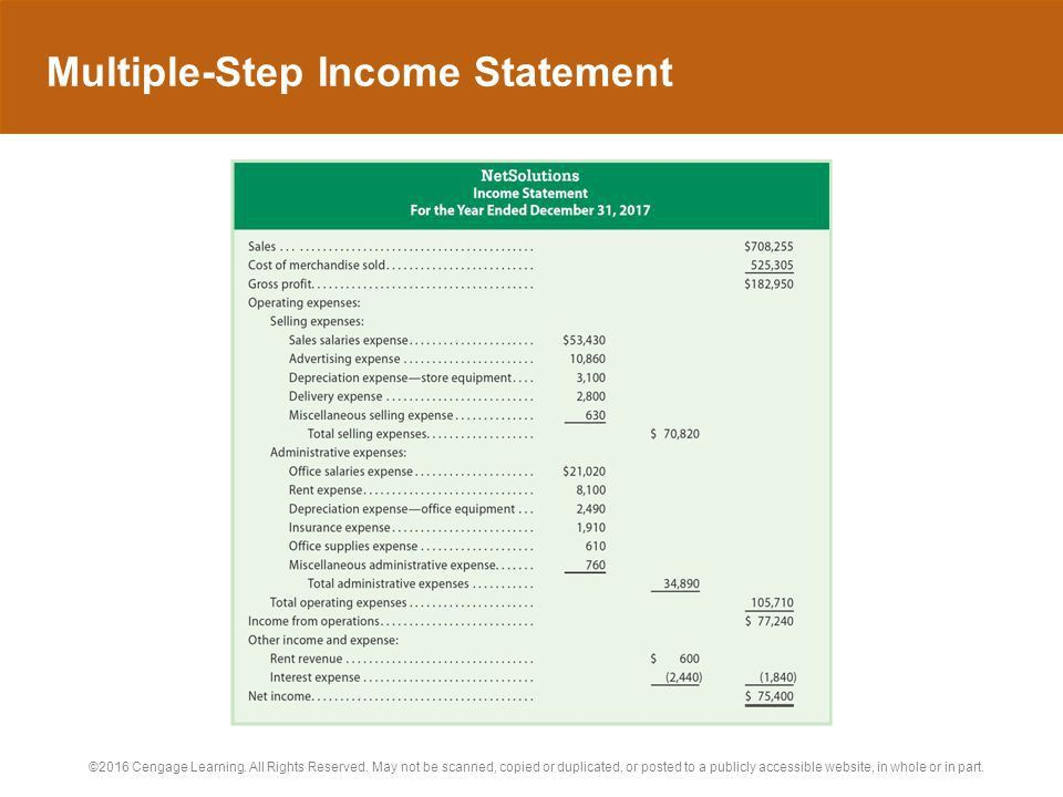 6 Accounting for Merchandising Businesses Accounting 26e ...