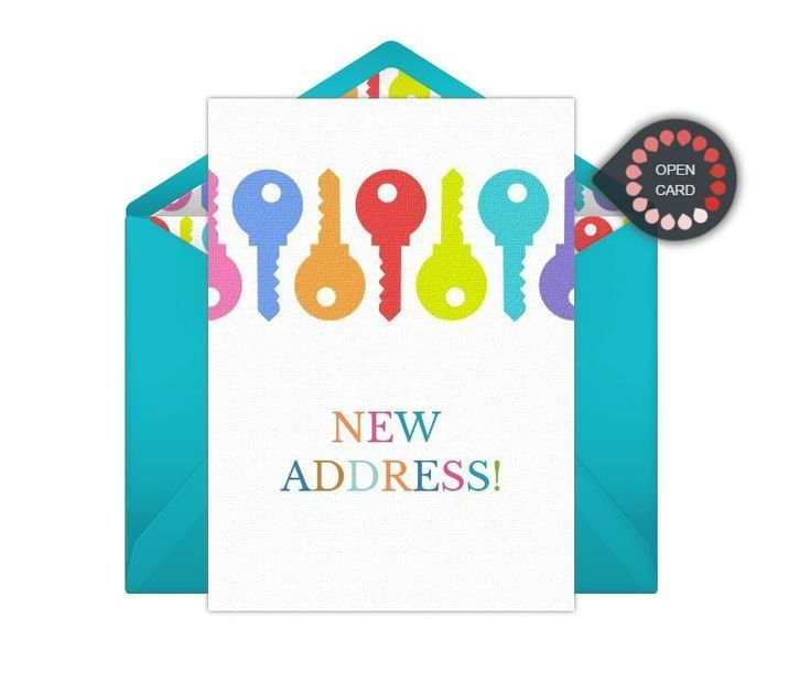 Best 25+ Change of address ideas only on Pinterest | Address ...