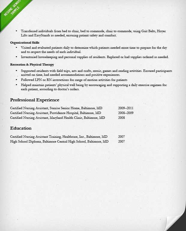 Hospice Nurse Resume, 12 best rn resume images on pinterest | rn ...