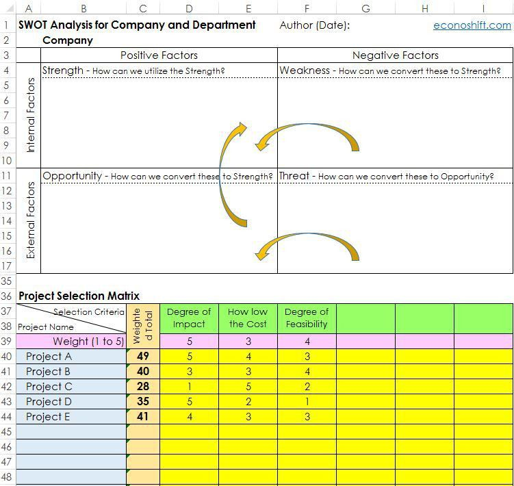 Excel Template - Download Instructed LSS and PM Templates for Free.