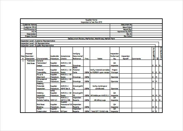 Marvelous 13+ Test Plan Templates U2013 Free Sample, Example, Format Download . Awesome Design