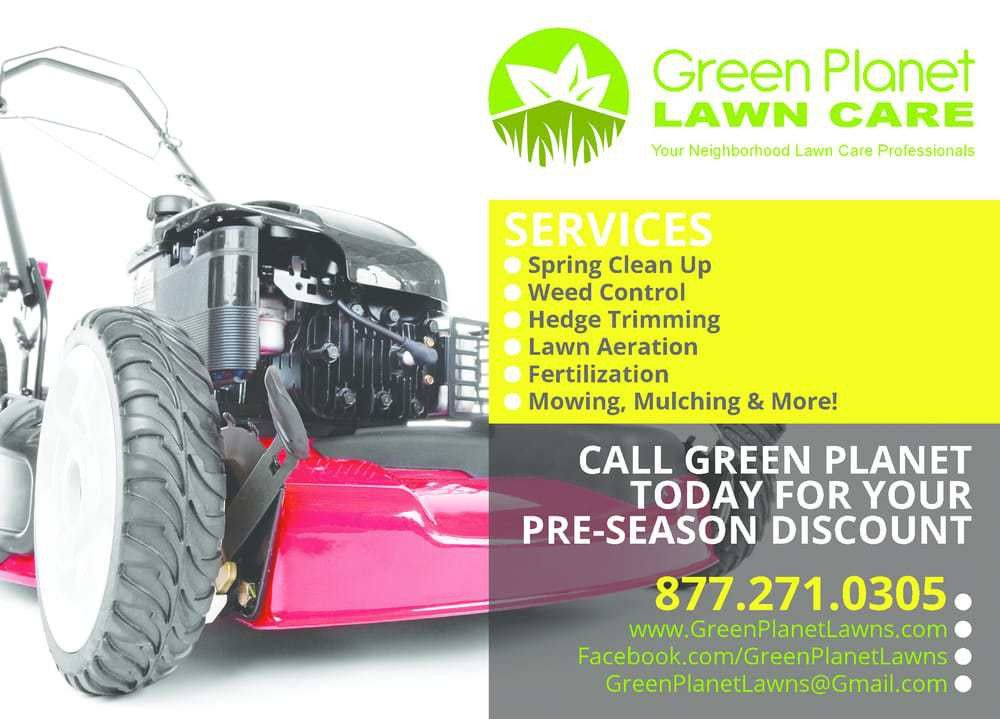 Green Planet Lawn Care - CLOSED - Landscaping - 5342 N Northwest ...