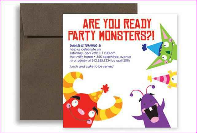 Free Printable Kids Birthday Party Invitations Templates ...