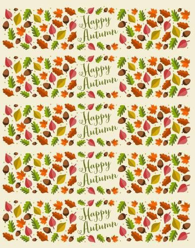 Fall & Autumn Labels - Download Fall & Autumn Label Designs