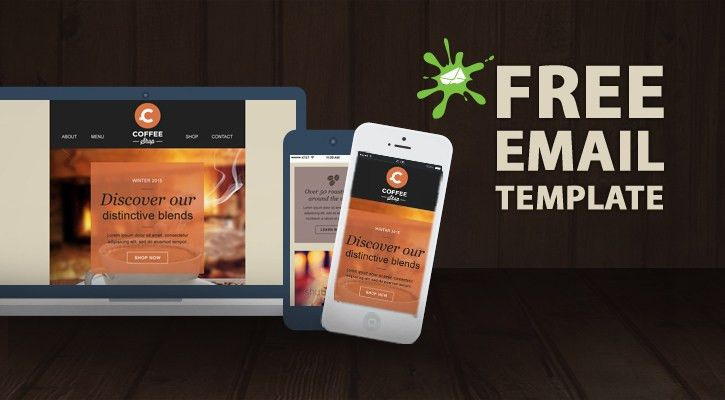 Our Gift to You: A Free Fluid Hybrid Email Template