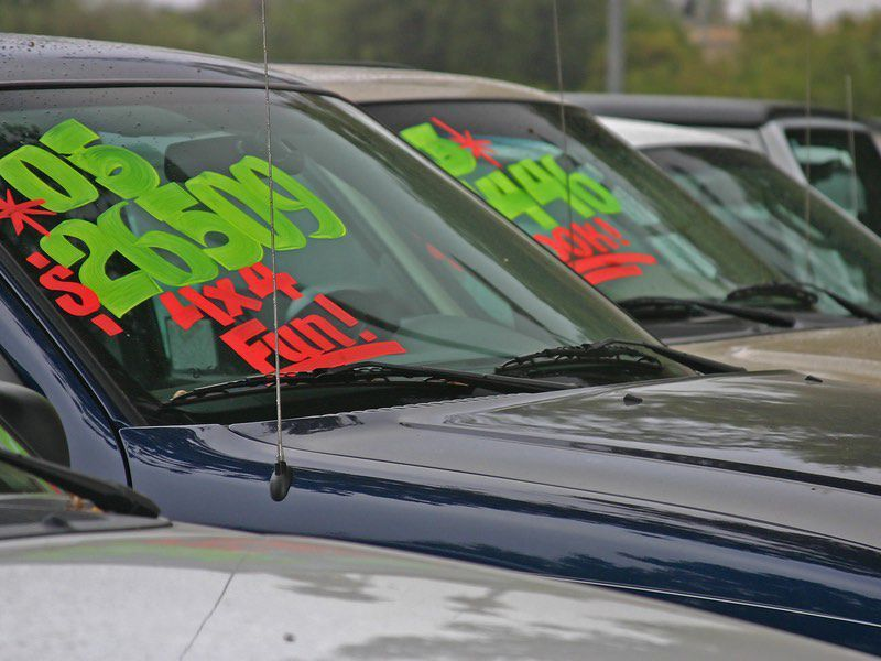 "What Does ""As Is - No Warranty"" On A Used Car Mean? 